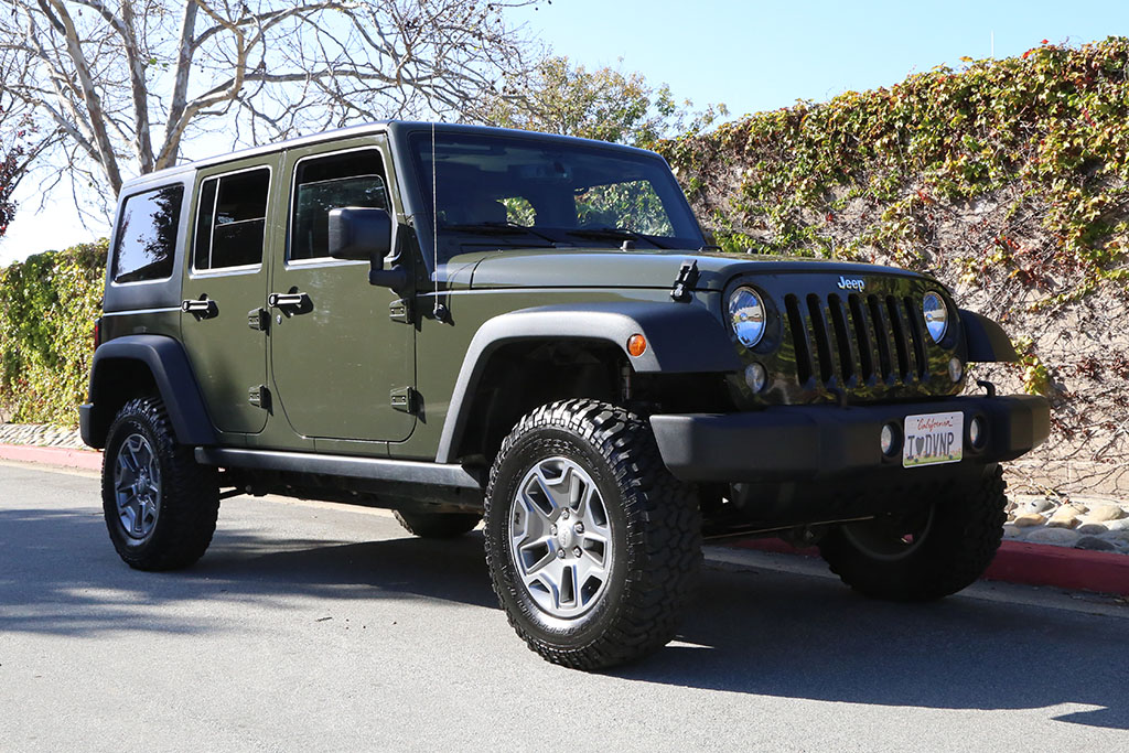 How Much Is A 2015 Jeep Wrangler